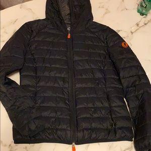 SAVE THE DUCK ultra lightweight Navy jacket